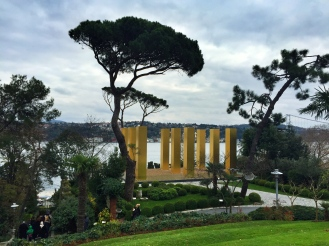 View from Sabanci Museum
