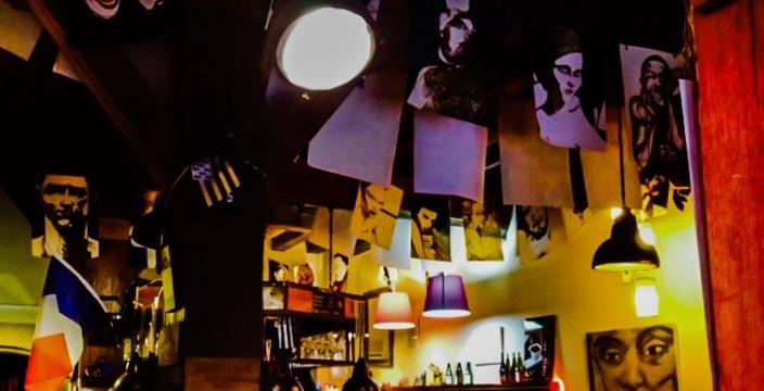Artists' cafe