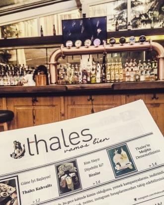 Thales resto/bar