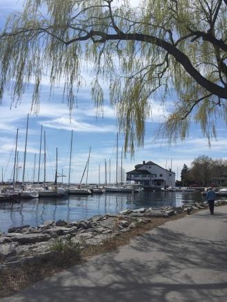 Walks along the Kingston waterfront