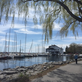 Walks along the Kingston waterfront