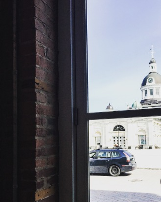 Views from Coffeeco Cafe in Kingston
